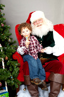 Kennesaw Pediatrics Santa Pictures
