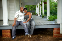 Satchel and Tisha E session